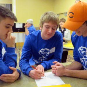 Nebraska Academic Decathlon 2017